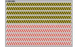 DKM0095Набор декалей Контейнеры P&O (вариант 3) (100х140)Maksiprof 1:43