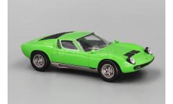 Суперкары №26 Lamborghini P400 Miura, журнальная серия Суперкары (DeAgostini), Суперкары. Лучшие автомобили мира, журнал от DeAgostini, scale43