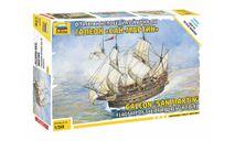 6502 Флагман непобедимой армады Галеон 'Сан-Мартин' 1/350 ЗВЕЗДА, сборные модели кораблей, флота, scale0