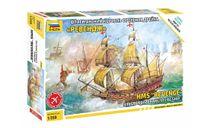 6500 Флагманский корабль Френсиса Дрейка 'Ревендж' 1/350 ЗВЕЗДА, сборные модели кораблей, флота, scale0