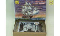 140001 Фрегат Боном Ричард корабль (1:400) моделист, сборные модели кораблей, флота, scale0