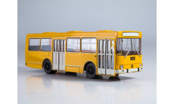 Масштабная модель Наши Автобусы №12, ЛАЗ-4202