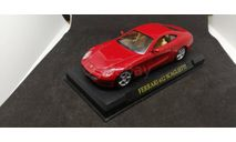 уцFK37 Ferrari Collection №37 612 Scaglietti, без упаковки, масштабная модель, DeAgostini, scale43