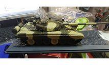 УЦЕНКА Наши танки №1 - Т-72А без упаковки, масштабные модели бронетехники, Наши Танки (Modimio Collections), scale43
