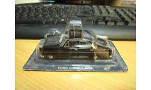 Полицейские №19 - Ford Consul II, масштабная модель, scale43