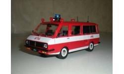 Автомобиль на Службе №12 - РАФ-2203 АШ Пожарный