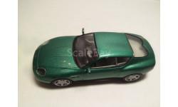 Суперкары №43 Aston Martin DB7 Zagato, масштабная модель, 1:43, 1/43, DeAgostini