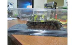 Танк ИСУ-152, 7 выпуск (1943) (1:43) БЕЗ ЖУРНАЛА, масштабные модели бронетехники, DeAgostini (военная серия), scale43