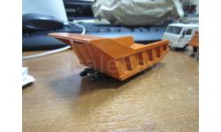 Кузов КамАз 5511 с вертикальными ребрами + надрамник (элекон)