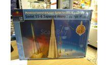 MSD44001 межконтинентальная баллистическая ракета Р-7А 1/72 MSD, сборные модели авиации, Восточный Экспресс, scale0