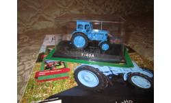 Тракторы: история, люди, машины №25 - Т-40А