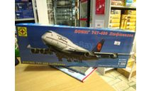 230031 Боинг 747-400 Люфтганза 1:300 МОДЕЛИСТ, сборные модели авиации, scale0, Boeing