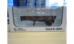 Прицеп ОДАЗ-885 1/43 Авто История, масштабная модель, Автоистория (АИСТ), scale43