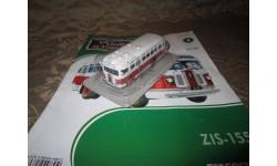 Zis-155 зис 155 Autobusy PRL-u №4 тест 1/72