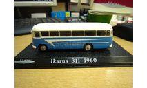 Икарус  311 1960 1:72, масштабная модель, scale72, Ikarus