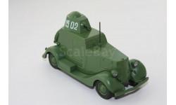 Автолегенды СССР №124 БА-20