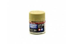 КРАСКА LP-62 Titanium Gold (Титановое золото) краска лаковая, 10 мл. Tamiya 82162, фототравление, декали, краски, материалы, scale0