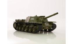 Наши танки №17 - СУ-152, масштабные модели бронетехники, DeAgostini, scale43