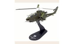 9. Bell AH-1S Cobra amercom  1/72 HELIKOPTERY ŚWIATA
