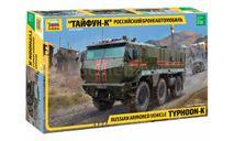 3701В Бронеавтомобиль 'Тайфун-K' 1/35 ЗВЕЗДА, сборные модели бронетехники, танков, бтт, scale35