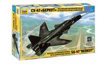 7215 СУ-47 БЕРКУТ 1:72 ЗВЕЗДА, сборные модели авиации, scale72