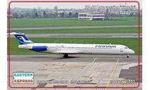 144112_3 Авиалайнет MD-80 поздний 1/144 восточный экспресс, сборные модели авиации, scale0, Ильюшин