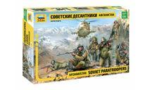 3619 Советские Десантники 1:35 (ЗВЕЗДА), миниатюры, фигуры, scale35