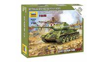 6160 Советский танк Т-34/85 Звезда 1:100, сборные модели бронетехники, танков, бтт, scale100