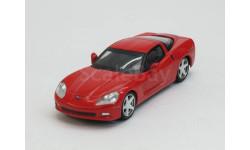 Суперкары №6 Chevrolet Corvette С6-Z51, журнальная серия Суперкары (DeAgostini), Суперкары. Лучшие автомобили мира, журнал от DeAgostini, scale43