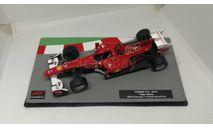 Formula 1 Auto Collection №18 - Ferrari F10 - Фелипе Масса (2010), масштабная модель, Formula 1 (Auto Collection), scale43