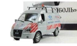 ГАЗ-27527 «Соболь», техническая помощь АНС № 59