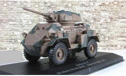 Humber MK 4 8th Infantry Division Sango River (Italy) 1943, масштабные модели бронетехники, Altaya, scale43