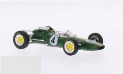 Lotus 25 №4 Team Lotus (Jim Clark), масштабная модель, Altaya, scale43