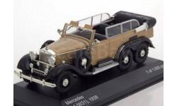 MERCEDES-BENZ G4 (W31) 1938