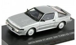 Mitsubishi STARION 2000 TURBO EX US DISM, масштабная модель, AOSHIMA, scale43
