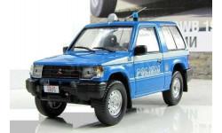 Mitsubishi Pajero SWB ПММ  спецвыпуск №4
