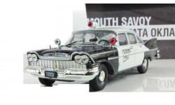 Plymouth Savoy Полиция штата Оклахома, США ПММ № 21