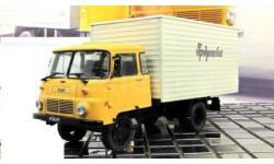 ROBUR LD3000 Промтоварный фургон АНС № 72