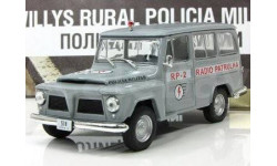 Willys Rural Wagon ПММ № 60