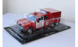 Автомобиль на Службе №23 - ВИС-294611 Пожарный