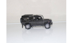 Land Rover Defender  Чёрный 1:31