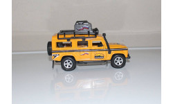 Land Rover Defender Экспедиция 1:31