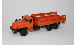 Урал 4320-0911 (длиннобазный) СКЕЙЛ, масштабная модель, scale43