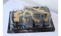 ГАЗ-233036 'ТИГР' СПМ-2 ДеАгостини спецвыпуск №3, масштабная модель, scale43