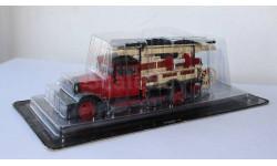 Автомобиль на Службе №52 - ПМГ-1 (ГАЗ-АА) Пожарный