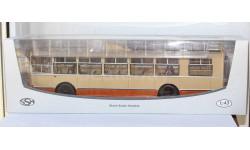 Троллейбус ЗиУ 9 СССР 1982 SSM 1:43, масштабная модель, 1/43