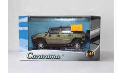 Hummer H2 SUT (Cararama) 1:43, масштабная модель, scale43