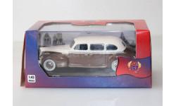 ЗиС 110 - Такси Двухцветный 1948 IST 1:43, масштабная модель, IST Models, scale43