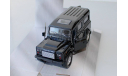 Land Rover Defender  Чёрный 1:31, масштабная модель, Техно-парк, scale24