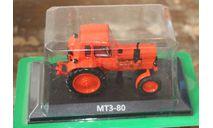 Тракторы: история, люди, машины №6 - МТЗ-80, журнальная серия Тракторы. История, люди, машины (Hachette), scale43